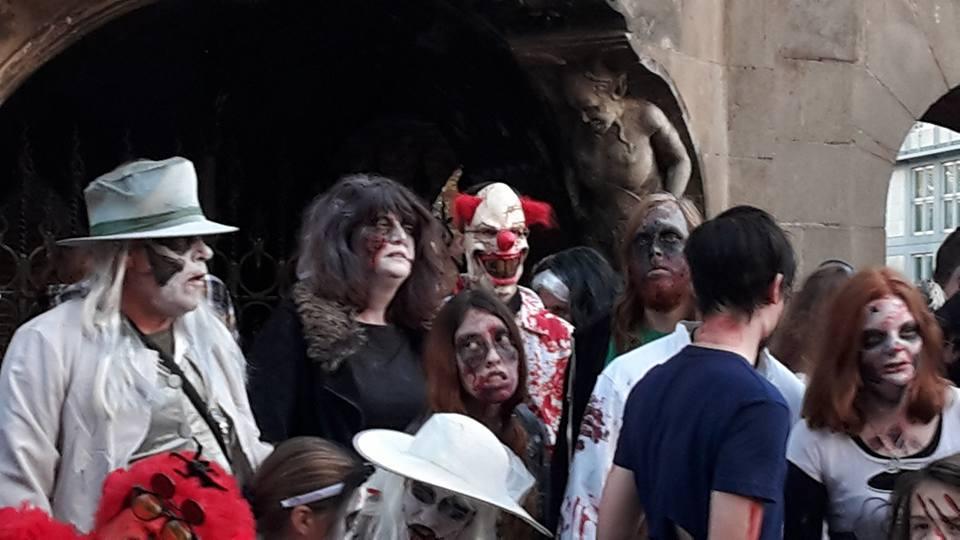 Gabriella Tielemans Zombiewalkarnhem