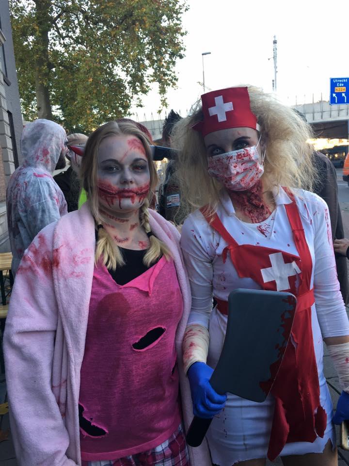 Esther van der Loo-Rozeboom Zombiewalkarnhem