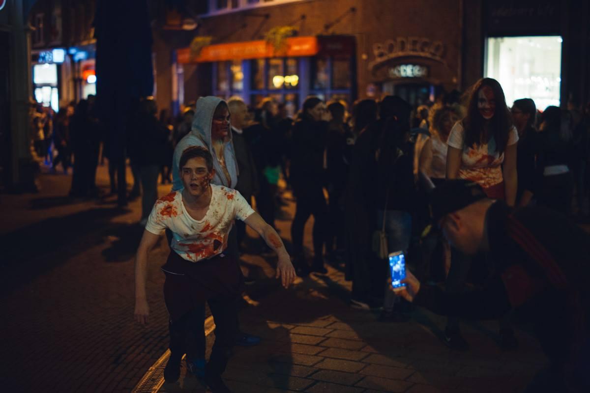 © Romy Fernandez (2017) Zombiewalk arnhem