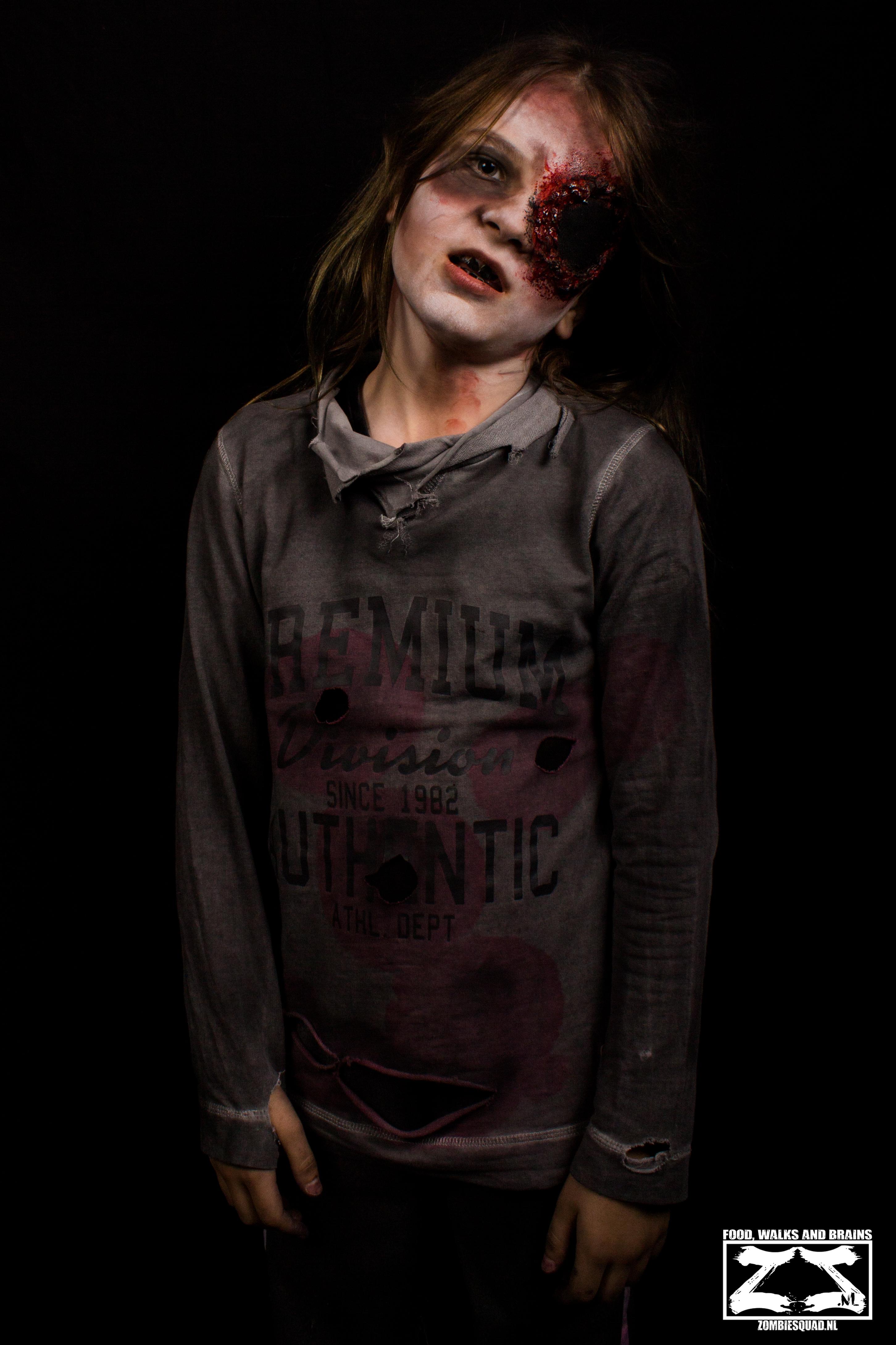 © Alexander Prijs  Portret (2017) Zombiewalk