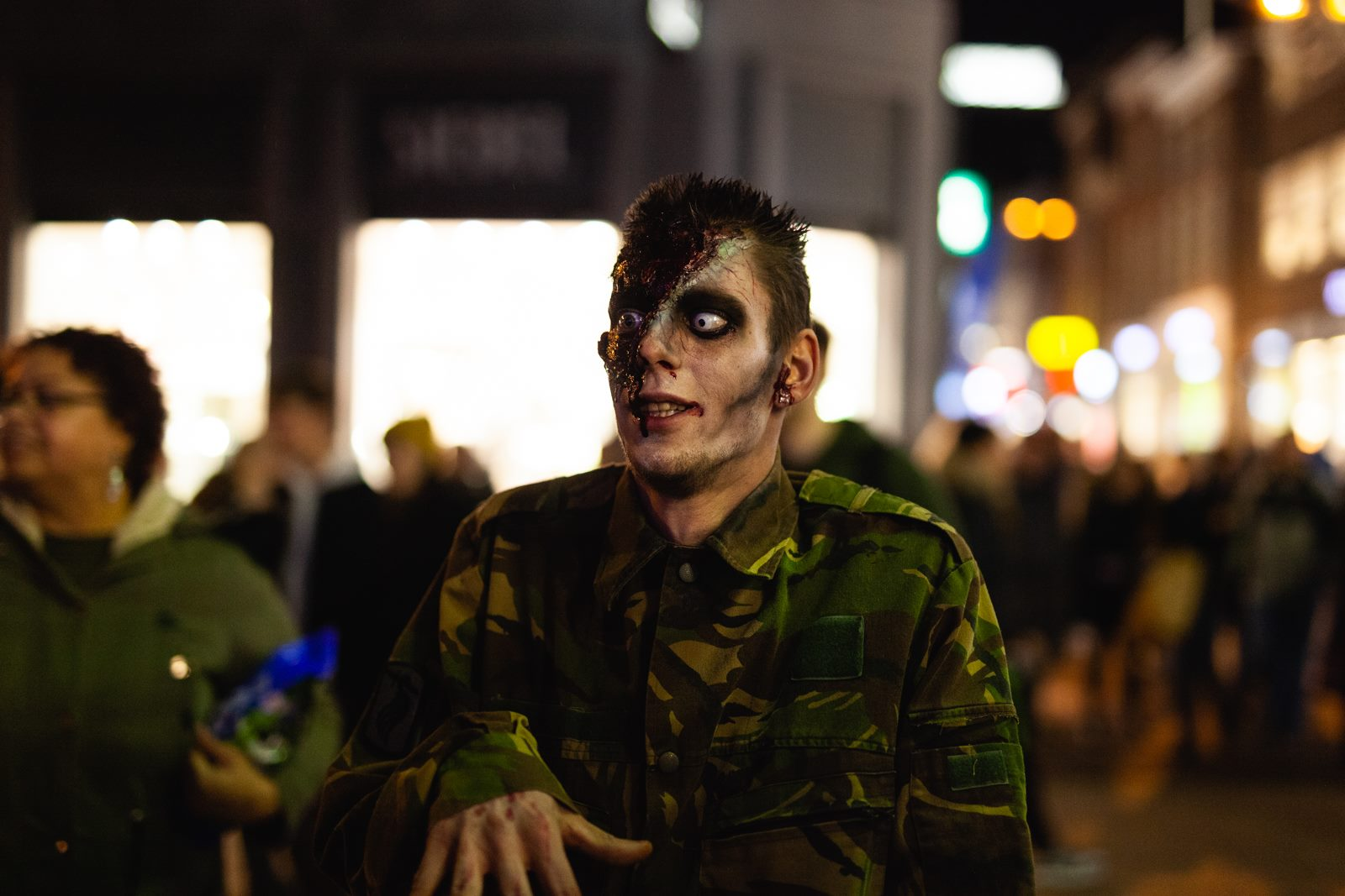 Marjolein Regterschot Zombiewalkarnhem